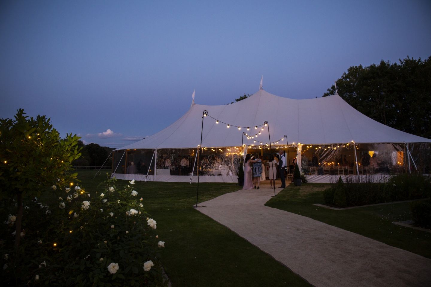 Cotswold marquee wedding planner