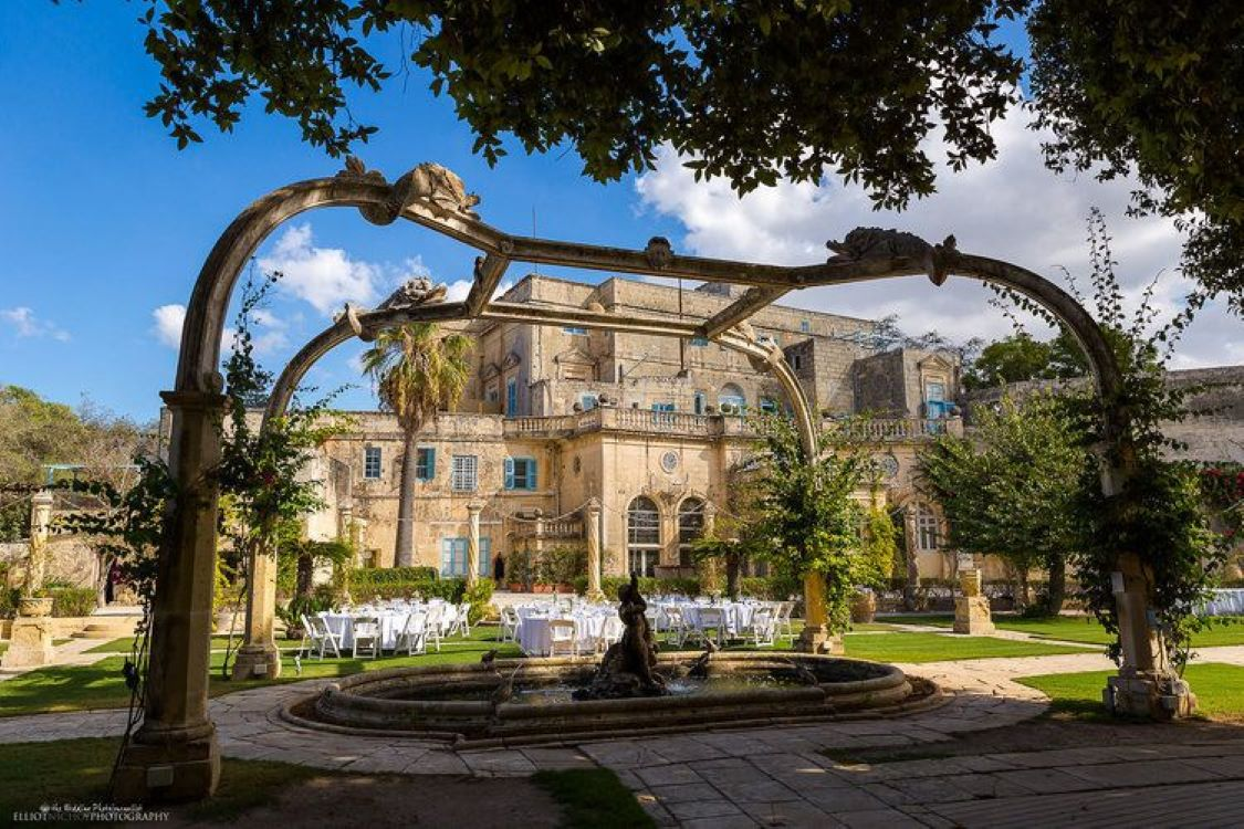 wedding venue Malta