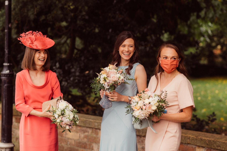Covid Wedding Warwickshire