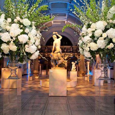 Victoria and Albert museum wedding venue London