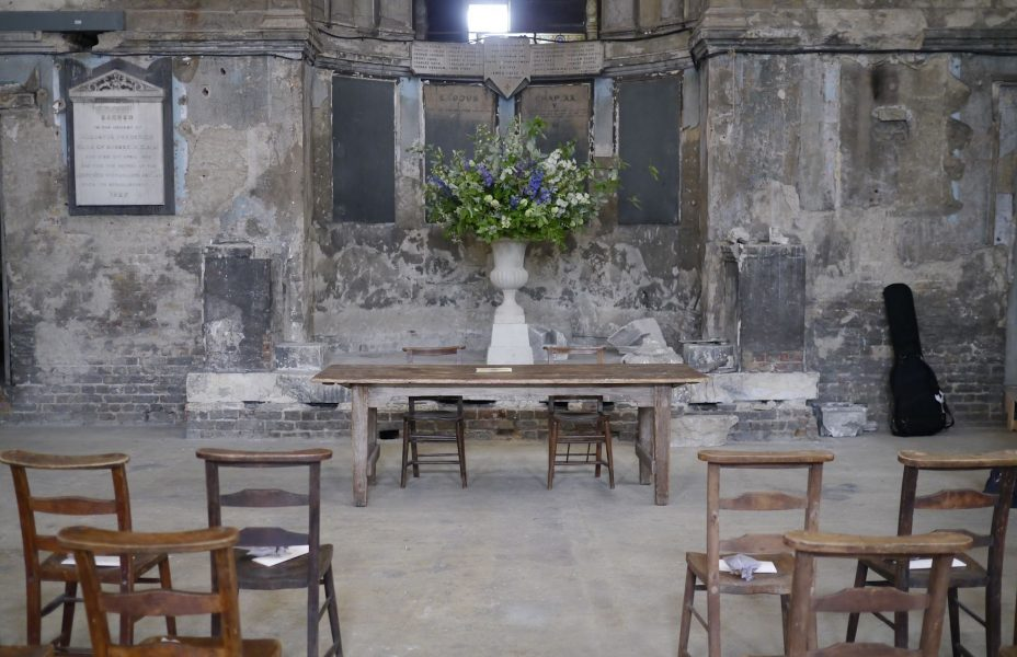 Asylum Chapel London Wedding venue