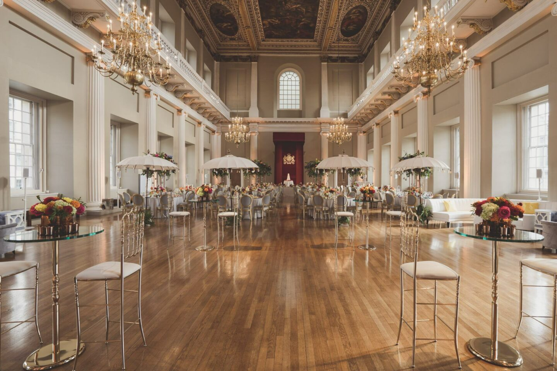 Banqueting house wedding venue