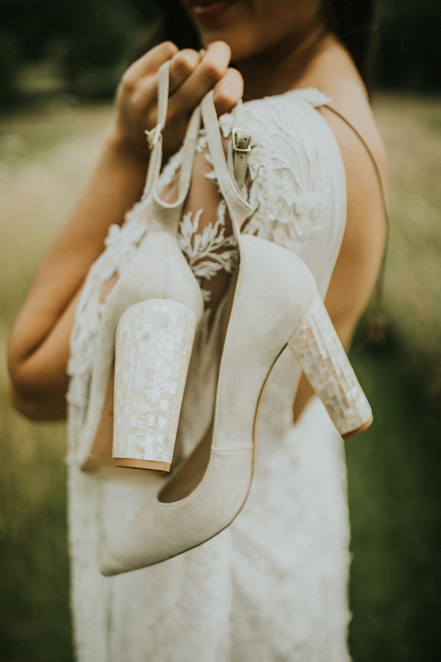 Wedding shoes Freya Rose London