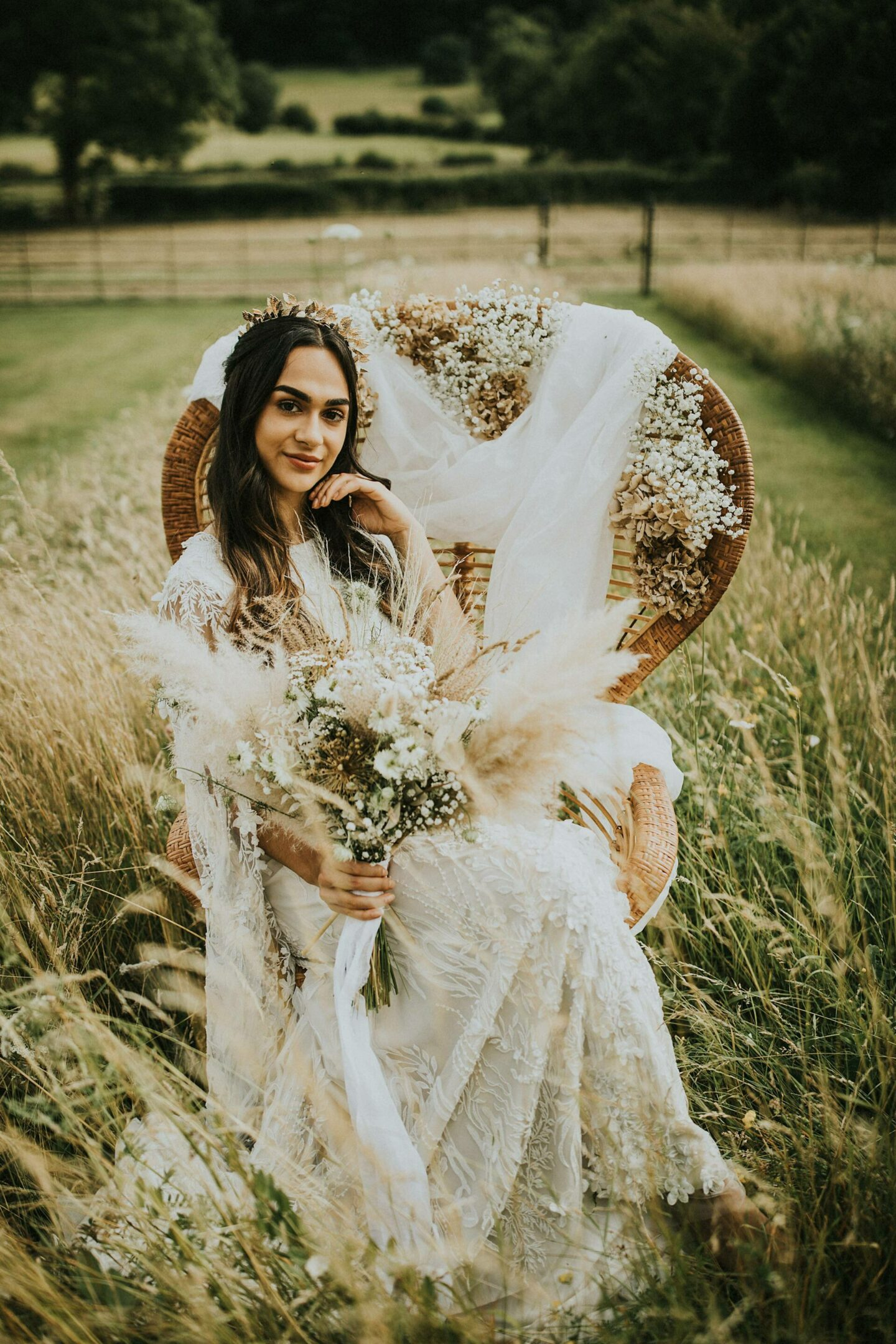 Boho Lux wedding England
