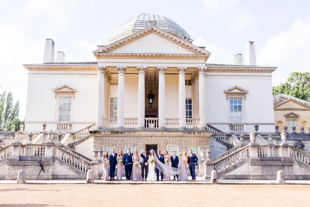 chiswick house wedding venue