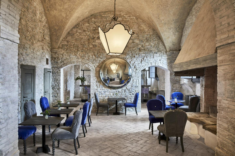 Tuscany wedding venue restaurant