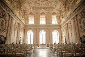 Ragley Hall wedding ceremony