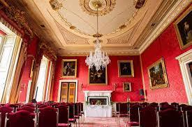 Red Room Ragley Hall